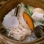 53908775 - 野菜せいろ