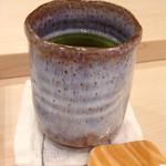 鮨わたなべ - 茶