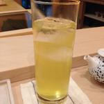 鮨わたなべ - 冷茶
