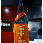 馬肉グリル&ワイン ゆう馬 - 「七重郎 純米吟醸 低温熟成」(2016.06)