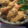 料理茶屋 魚志楼 - 料理写真:甘えび天丼