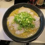 作ノ作 - 浪花とんこつ 麺大盛り