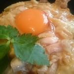 地鶏料理 味千両 - 江戸風 オス