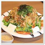 53912604 - 京都九条ねぎのせ胡麻豆腐サラダ