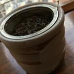 モクモク - ウーロン茶もおいしい