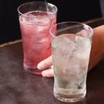 グランファーム ビュッフェ タヴェルナ - アルコール飲み放題120分680円(税抜)