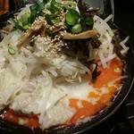 丸勝 - ワンタン麺