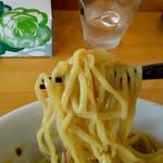きんとうん - モチモチ麺