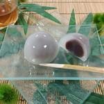 福菱 Kagerou Cafe - 大人気!夏季限定の水まんじゅう