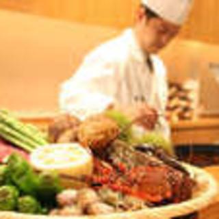 日本料理一筋35年を誇る熟練の『繊細な味』『職人のこだわり』