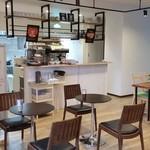 福菱 Kagerou Cafe - 落ち着いたカフェスペース