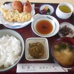 小林屋 - なまず定食 ¥720-