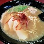 Torinotetsu - 鶏料湯ラーメン 680円(ランチ)