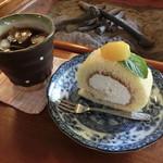 森のぎゃらりー&家カフェ - 料理写真: