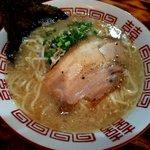 ラーメンつけ麺 三男坊 - 佐伯ラーメン:600円