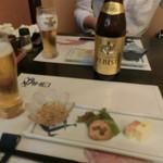 53927394 - ヱビスビール中瓶550円