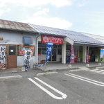 郷の鮨 たむら - 店舗は左側です