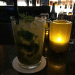 the bar/ハイアット リージェンシー 那覇 沖縄 - ミントジュレップ