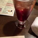 53929822 - サンザシ酒 ソーダ割り