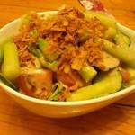 家庭料理 ゆとり - 料理写真:お任せサラダ