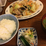民宿・食事処 いせき家 - 料理写真: