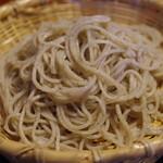 胡蝶庵 仙波 - 蕎麦
