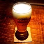 かがやくいろ - 生ビール