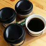 goodman coffee - 本日のコーヒー 380円