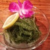 沖縄酒家 ちゅら音 - 料理写真:海ぶどう!一番人気のお勧め!早い者勝ちです