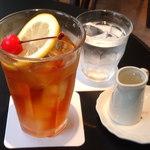 カフェ・ド・ディアナ・ギャラリー - アイスレモンティー