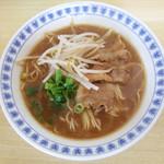吉野川 - 料理写真:中華そば
