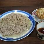 蕎麦処 岩蔵 - 料理写真:かき揚げ蕎麦