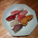 53940584 - 料理-7 握り寿司