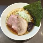 麺屋りゅう - 冷やしラーメン(醤油)