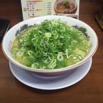 ラーメン麒麟 - ねぎラーメン \550