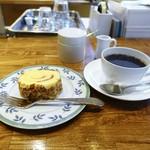 Cafe Weg - インディアAPAA、バウム