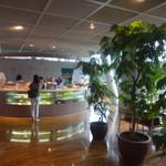 燃料電池カフェ E-FEEL - パナソニックセンターの2階