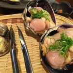 浜焼太郎 - 大あさり 特大サイズでした