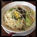満菜 - 野菜タンメン 680円
