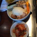 53947398 - キムチ&野菜