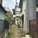 韓国自宅ごはん  呉 - アプローチ
