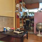 韓国自宅ごはん  呉 - テーブル席