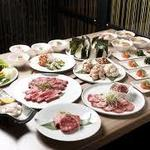 肉の割烹 田村  - 料理写真:焼肉海鮮宴会プラン お一人様3426円~ ※3名様以上~