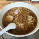 大勝軒 - 「中華麺」756円