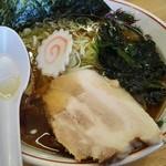 鶏支那屋 - 「らぁめん」¥720(税込)