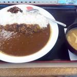 松屋 - カレー並330円
