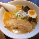 麺屋 雪風 - 濃厚味噌 2016.7月
