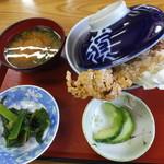 小松食堂 - 山賊丼 税込¥500