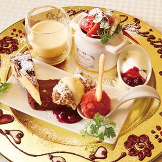 ◆記念日・お祝いディナーをオーダーメイド!サプライズも歓迎♪