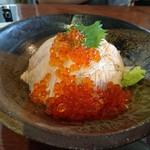 53954263 - 炙りサーモンとイクラの親子丼 2500円